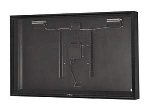 Apollo AE5550-AWM 50-55 inch LED/LCD TV Enclosure with Dual Stud Articulating Wall Mount