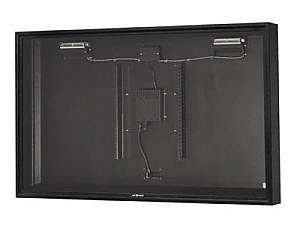 Apollo AE6560-WM-NA 60-65 inch LED/LCD TV Enclosure with Non-Articulating Wall Mount and Tilt