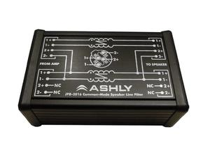 Ashly JPB-2016 2-Channel In-Line Common-Mode Speaker Line Filter