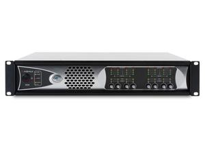Ashly ne8250.25 8 x 250W/25V Network Power Amplifier/Constant Voltage with Selectable High-Pass Filter