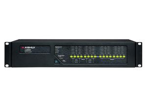 Ashly ne8800mm Network-Enabled Digital Signal Processor with 8-Channel Mic Inputs/Protea Software Suite