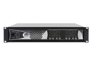 Ashly pema 8250.10 8 x 250W/100V Pema Network Power Amplifier/Constant Voltage with 8x8 Protea DSP