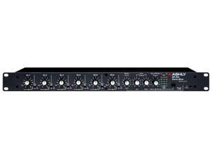 Ashly MX-206 Mixer 6 Input Stereo Microphone/1U