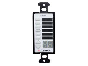 Ashly neWR-5 Wall Remote/Network Programmable Multi-Function