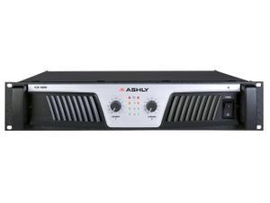 Ashly KLR-4000 Power Amplifier 2 x (2000W 2)(1400W 4)(850W 8) Ohms