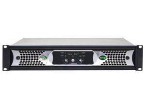 Ashly nX8002 Power Amplifier 2 x 800 Watts/2 Ohms