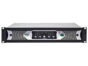 Ashly nXe4004 Network Power Amplifier 4 x 400 Watts/2 Ohms