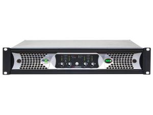 Ashly nXp4004 Network Power Amplifier 4 x 400 Watts/2 Ohms with Protea DSP