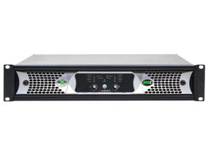 Ashly nXp8002 Network Power Amplifier 2 x 800 Watts/2 Ohms with Protea DSP