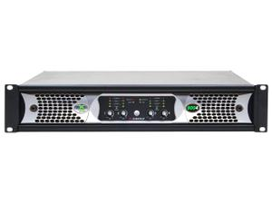 Ashly nXp8004 Network Power Amplifier 4 x 800 Watts/2 Ohms with Protea DSP