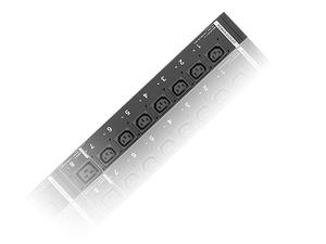Aten PE6324LG 32A 24-Outlet Metered and Switched Low Profile eco PDU