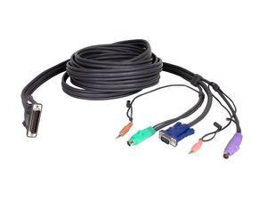 Aten 2L1705P PS/2 KVM Cable (16 ft)