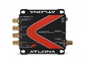 Atlona AT-3GSDI-14 1x4 SDI/HD-SDI /3G HD-SDI Distribution Amplifier