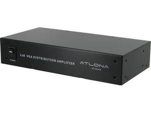 Atlona AT-VGA18 Atlona 1x8 VGA Distribution Amplifier