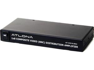 Atlona AT-VID18-BNC 1x8 Composite Video (BNC) Distribution Amplifier