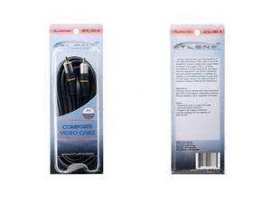 Atlona ATVL-VID-4 4M (13FT) COMPOSITE VIDEO CABLE (VALUE SERIES)