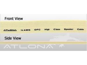 Atlona AT12114-15 14 Gauge Flat Speaker Cable