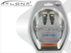 Atlona AT14030-1 1M ( 3FT ) ATLONA HDMI DIGITAL VIDEO AND AUDIO CABLE