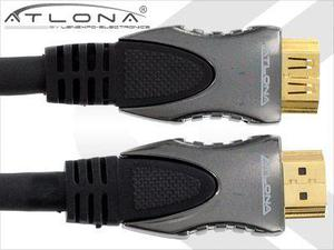 Atlona AT14032-1 1M ( 3FT ) ATLONA HDMI MALE TO HDMI FEMALE DIGITAL EXTENSION CABLE