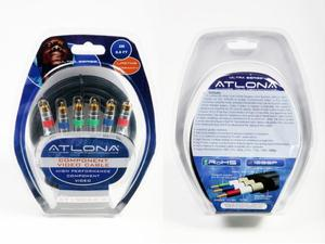 Atlona AT19062-2 2M (6FT) COMPONENT VIDEO CABLE