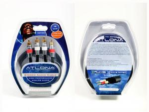 Atlona AT22080-1 1M (3FT) STEREO AUDIO CABLE
