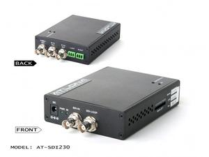 Atlona AT-SDI230 SDI to Analog Video(Composite/Component/S-Video) and Dual Analog Audio Converter