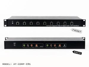 Atlona AT-COMPD-19S 1 Input 9 Output Component Video