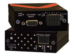 Atlona AT-RGBF30S Miniature Multimode Fiber Optic RGB/YPbPr Extender ( Transmitter unit only )