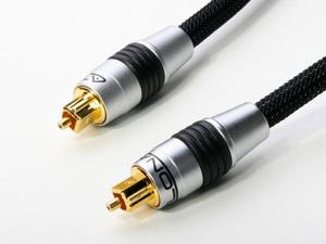 Atlona AT22010L-10 10M (33FT) OPTICAL (TOSLINK) DIGITAL AUDIO CABLE