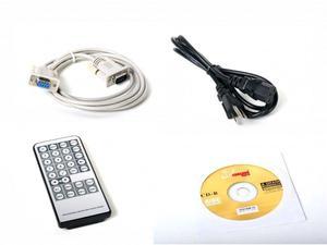 Atlona AT-AV0404 4x4 Professional Composite Audio/Video Matrix Switch
