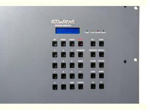 Atlona AT-DVI6416 64x16 Professional DVI Matrix Switch