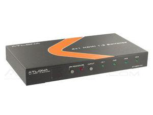 Atlona AT-HDMI-V41 ATLONA 4X1 HDMI SWITCH V1.3