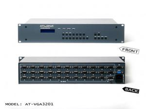 Atlona AT-VGA3201 32x1 Professional VGA Switch