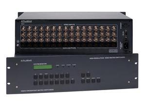 Atlona AT-VIDEO3208 32x8 Professional Composite Video (BNC) Matrix Switch