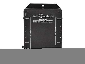 Audio Authority 1720T Component Video and analog audio Extender (Transmitter) over Cat 5 cable