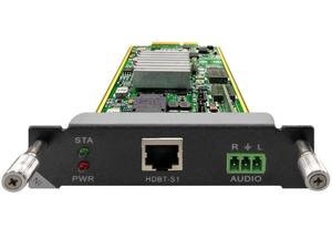 Aurora Multimedia DXCI-1-HDBT2-G4 1 port HDBaseT input card up to 330 ft