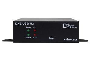 Aurora Multimedia DXE-USB-H2 USB 2.0 480Mb 230ft CAT Extender (Transmitter)