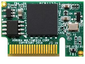 Aurora Multimedia IPE-USB-2 IPX-TC3 series Extreme USB option card