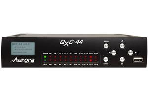 Aurora Multimedia QXC-44 IP control processor with additional control ports