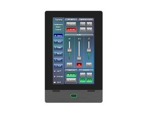 Aurora Multimedia RXT-10-B 10 inch in-wall IP touch panel control system