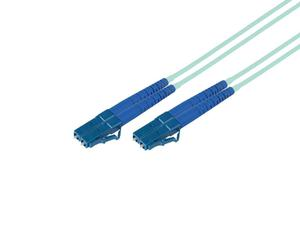 Avenview FO-MMD-LC-LC-10 33ft LC to LC OM3 10Gb 50/125 Duplex fiber optic cable