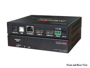 Avenview HDM-C6VWIP-S-b HDMI IP/LAN Videowall Matrix Extender (Transmitter) RS232/Audio/KVM