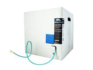 AVPro Edge AC-BTFO-OM3R-MM-DUP-1000FT 1000FT Reel of OM3 Riser Field Terminatable Fiber Cable/Duplex (Two Fibers)