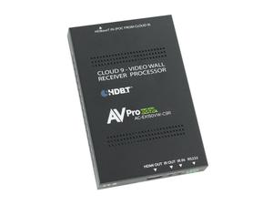 AVPro Edge AC-EX150VW-C9-R Video Wall 150m HDBaseT Extender (Receiver) for the Cloud 9