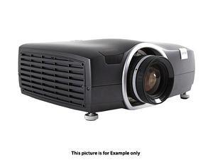 Barco R9023191 F50 WQXGA 2400 lumens VizSim Bright Projector/No lens/Pearl White