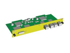 Barco R9864000 HDX 3G DVI RGBHV Input Board