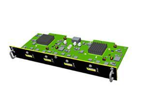 Barco R9864002 Quad DP1.2 Input Module for Select Projectors