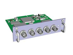 Barco R9864010 HDX Five-Cable Input