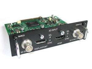 Barco R9864140 HDMI 1.3a and Display Port 1.1 Input Module