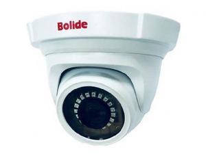 Bolide BN8019 5MP H.265 IR Eyeball Camera/3.6mm Fixed Lens/IP66/PoE/12VDC/IR Up to 75ft